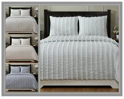 Better Trends Angelique Collection 100% Cotton Chenille Comf