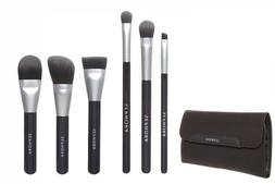 SEPHORA COLLECTION Deluxe Charcoal Antibacterial Brush Set F
