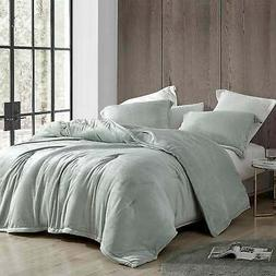 Coma Inducer Comforter - Touchy Feely - Mineral Gray Touchy