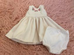 Designed For Journey Girls 18 Inch Doll Dress And Panty Set
