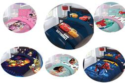 DISNEY FAVORITES BED IN A BAG COMFORTER BED SET WITH FITTED