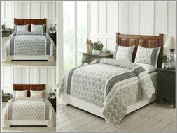 Better Trends Essential Collection 100% Cotton Jacquard Quil