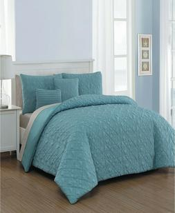 Geneva Home 9 Piece King Comforter Set Del Ray Bed In A Bag