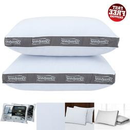 Hotel Collection Luxury Pillows Soft Down Alternative Set of