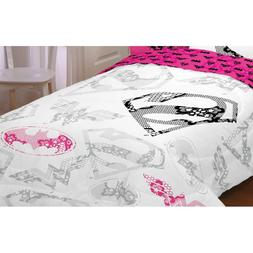 Justice League Girl Twin/Full Comforter - Awesome Power Wond