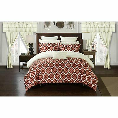 Chic Home Room-In-A-Bag Comforter Set