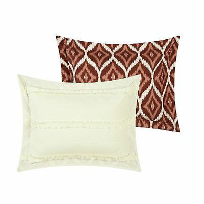 Chic Home Kyrie Room-In-A-Bag Beige Comforter