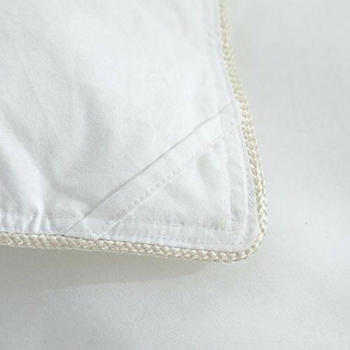 King Cotton Comforter Count Goose