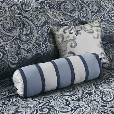 Cotton Comforter Navy Blue and