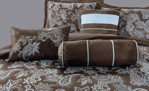 Tuscany Paisley Comforter or Curtain