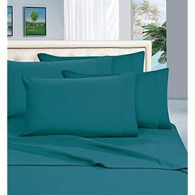 """Wrinkle Sheets & Pillowcases """" Fade Resistant 1500 Thread Co"""