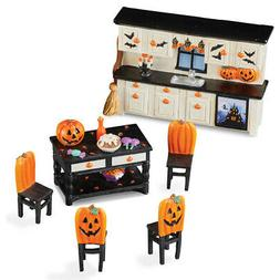 Mini Halloween Kitchen Set, by Collections Etc