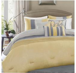 Madison Park Amherst King Size Bed Comforter Set Bed In A Ba
