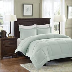 Madison Park Sarasota Microcell Down Alternative Comforter M