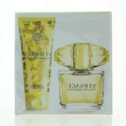 Yellow Diamond 2 Pc Gift Set With 3.0 Oz By Versace For Wome
